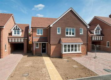 Thumbnail 4 bed detached house for sale in Plot 12, The Baldwin, Faversham, Kent