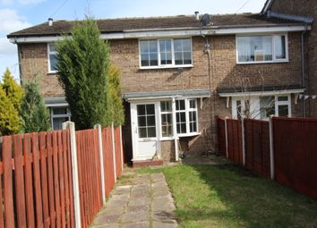 Thumbnail 2 bed terraced house for sale in Broomhill Close, Eckington, Sheffield