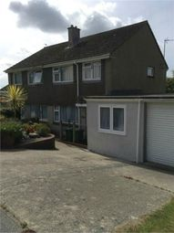 Thumbnail 4 bed semi-detached house to rent in Penarrow Close, Falmouth