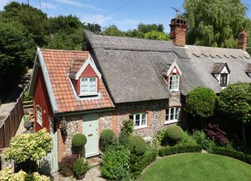 Thumbnail 2 bed cottage for sale in Ousden, Newmarket