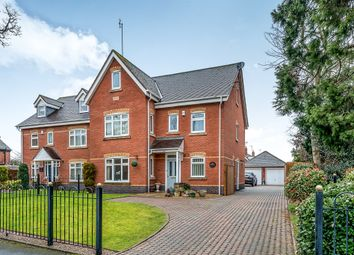 Thumbnail 5 bed detached house for sale in Church Street, Rugeley