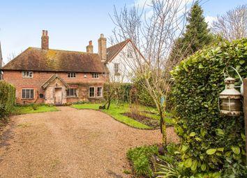 Thumbnail 3 bed cottage for sale in Ashford Road, Badlesmere Lees, Faversham