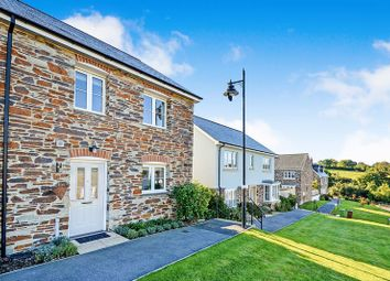 Thumbnail 3 bed end terrace house for sale in Old Tannery Lane, Grampound, Truro