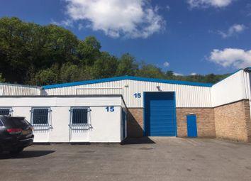 Thumbnail Industrial to let in Unit 15, Llandough Trading Estate, Penarth Road, Cardiff