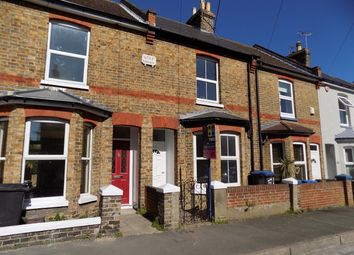 Thumbnail 3 bed terraced house to rent in Seafield Road, Ramsgate