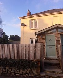 Thumbnail 2 bed cottage to rent in Rectory Road, Niton, Ventnor