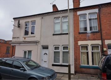 Thumbnail 2 bed terraced house for sale in Denmark Road, Aylestone, Leicester