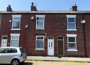 Thumbnail 2 bed terraced house to rent in Grosvenor Street, Hazel Grove, Stockport