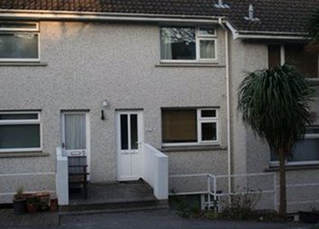 Thumbnail 2 bed maisonette to rent in Porth Way, Newquay