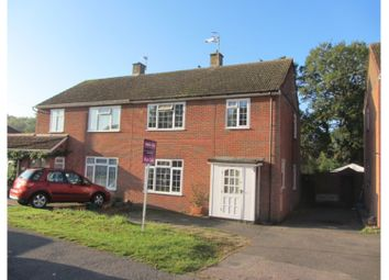 Thumbnail 3 bed semi-detached house for sale in Northwood Road, Tonbridge
