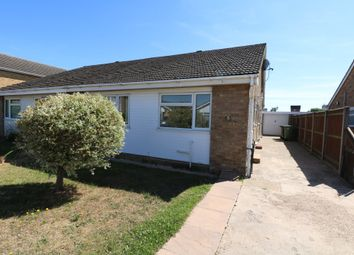 Thumbnail 2 bed semi-detached bungalow to rent in Russet Road, Roydon, Diss