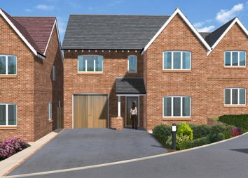 Thumbnail 4 bed detached house for sale in Stanhope Close, Eastwood