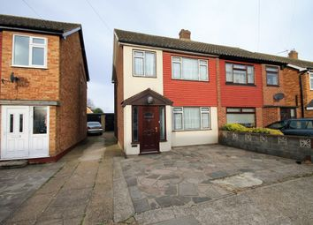 Thumbnail 3 bed semi-detached house for sale in Stoke Road, Rainham