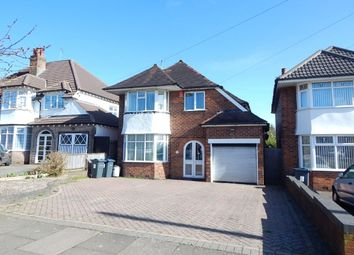 3 bed detached house for sale in Tessall Lane, Birmingham B31