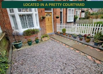 Thumbnail 2 bed terraced house for sale in Gordon Avenue, Off London Road, Leicester