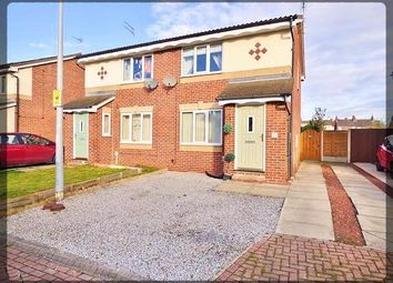 Thumbnail 2 bed terraced house to rent in Bielby Drive, Beverley, Beverley