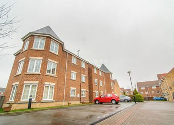 Thumbnail 3 bed flat to rent in Cavalier Court, Balby, Doncaster