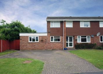 Thumbnail 4 bed semi-detached house for sale in Avon Road, Oakley, Hampshire