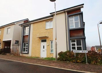 Thumbnail 4 bed terraced house for sale in Mosley Walk, Blackburn, Lancashire, .