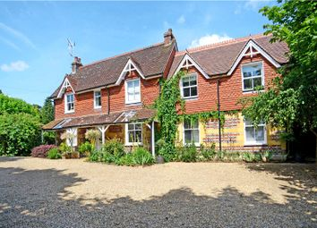 Thumbnail 6 bed detached house for sale in London Road, Rake, Liss, Hampshire