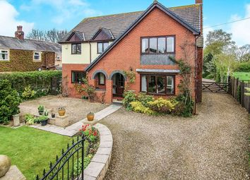 Thumbnail 4 bed detached house for sale in Smallwood Hey, Pilling, Preston