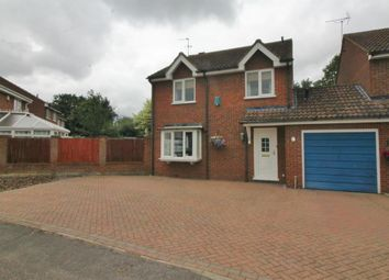 Thumbnail 4 bedroom detached house for sale in Felton Close, Broxbourne