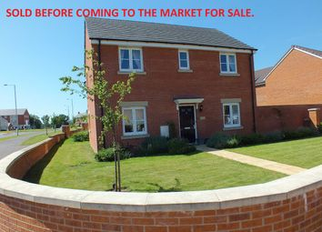 Thumbnail 4 bed detached house for sale in Pipistrelle Crescent, Paxcroft Mead, Trowbridge