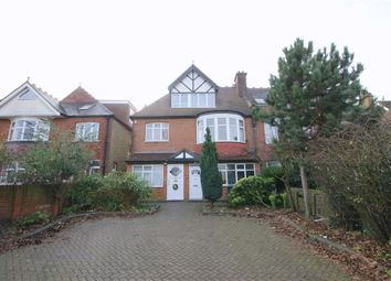 Thumbnail 3 bed flat to rent in Cleveland Road, London