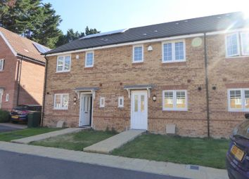 Thumbnail 3 bed terraced house to rent in George Palmer Close, Reading