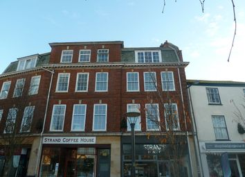 Thumbnail 2 bed flat to rent in The Strand, Exmouth