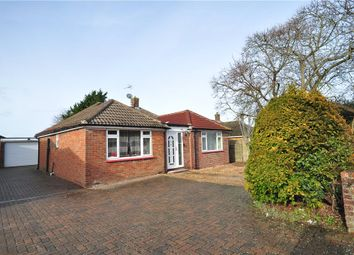 Thumbnail 3 bedroom detached bungalow for sale in Brackley Way, Basingstoke, Hampshire