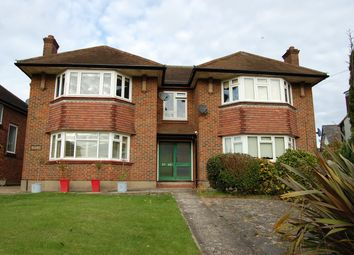 Thumbnail 2 bedroom flat to rent in Glengall Road, Woodford Green