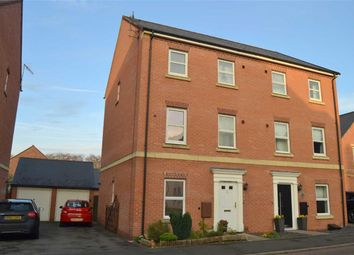 Thumbnail 4 bed town house for sale in Willow Drive, St Edwards Park, Cheddleton