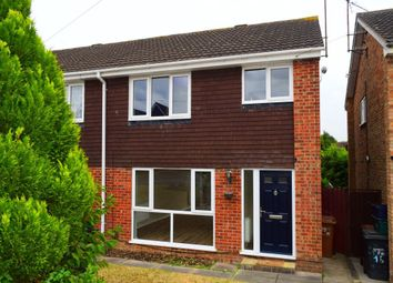 Thumbnail 3 bed property to rent in Stonewold Close, Kingsthorpe, Northampton