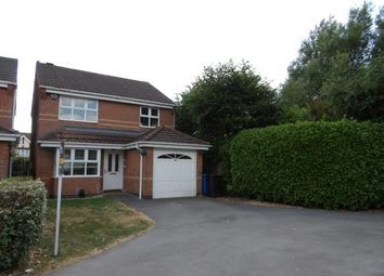 Thumbnail Property for sale in Ambervale Close, Littleover, Derby, Derbyshire