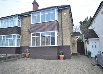 Thumbnail 2 bed semi-detached house to rent in Haig Avenue, Rochester