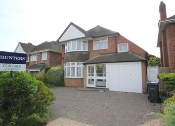 Thumbnail 4 bed detached house for sale in Marchmount Road, Sutton Coldfield