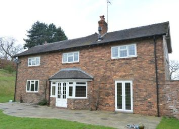 Thumbnail 4 bed detached house to rent in Three Mile Lane, Whitmore, Newcastle-Under-Lyme