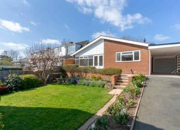 Thumbnail 3 bed detached bungalow for sale in Church Road, Meole Brace, Shrewsbury