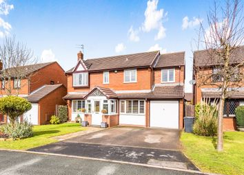 Thumbnail 5 bed detached house for sale in Richmond Drive, Lichfield