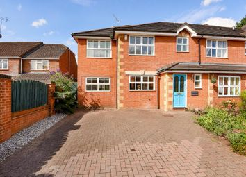 Thumbnail 5 bed semi-detached house to rent in King Edwards Rise, Ascot