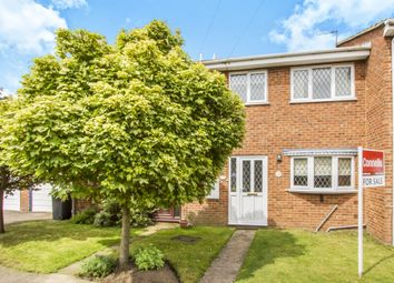 Thumbnail 3 bed terraced house for sale in Park Close, Earl Shilton, Leicester