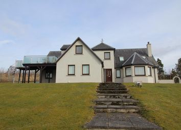 Thumbnail 5 bed detached house for sale in Newmore, Invergordon