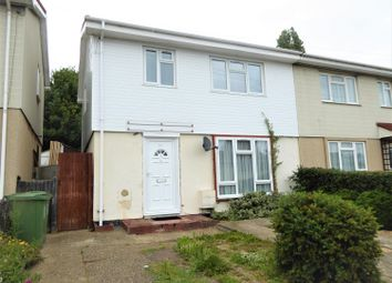Thumbnail 3 bed semi-detached house to rent in Halcot Avenue, South Bexleyheath, Kent