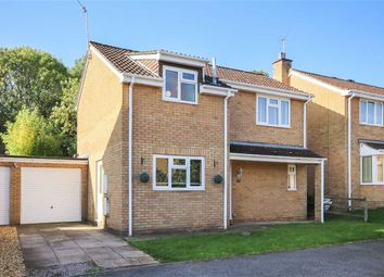 Thumbnail 3 bed detached house for sale in Volpe Close, Grange Park, Swindon