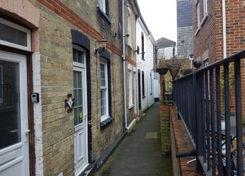 Thumbnail 2 bedroom terraced house for sale in Cross Street, Cowes