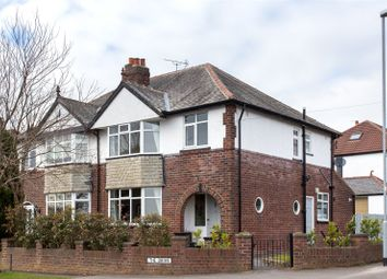 Thumbnail 3 bed semi-detached house to rent in The Drive, Alwoodley, Leeds, West Yorkshire