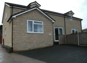 Thumbnail 1 bed bungalow to rent in Moorledge Road, Chew Magna, Bristol