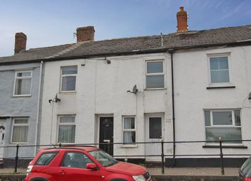 Thumbnail 2 bedroom terraced house for sale in Exeter Road, Cullompton