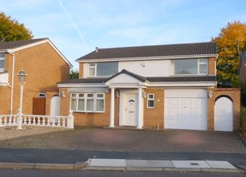 Thumbnail 4 bed detached house to rent in Mulveton Road, Spital, Wirral